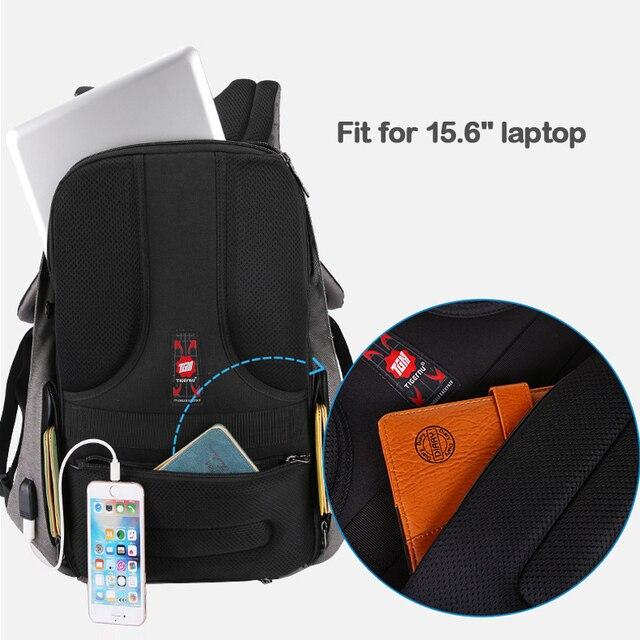 Tigernu Anti theft USB Recharging 14 3