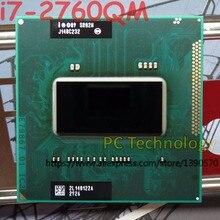 Original Intel Core i7 2760QM SR02W CPU i7 2760QM processor 2.40GHz L3=6M Quad core free shipping ship out within 1 day