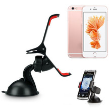 universal phone holder professional camera stand mount tripod for iphone 7 7 plus pro 6 6s 5 5s se 5c for xiaomi red note mi5 Car phone holder Universal Black Holder Car Windshield Mount Stand Holder For iPhone 5S/6S/6 for iphone 7/7plus for Phone GPS