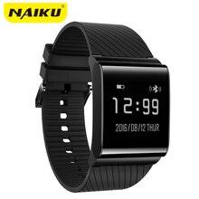 Naiku X9 плюс монитор сердечного ритма Смарт Bluetooth трекер Smart Браслет артериального давления крови кислородом монитор