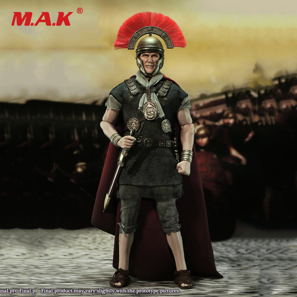 Toys 1/6 Warrior Lucius Action Figure Roman Republic Centurion XIII Gemina Collection Model Toys With box