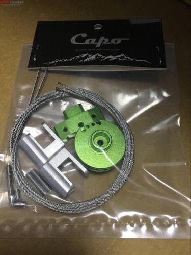 1/10 Capo ACE1 Rock Cralwer duży opcjonalnie ulepszona przedni układ kierowniczy System zestawy RC w Części i akcesoria od Zabawki i hobby na  Grupa 1