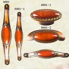 Antique Cabinet Drawer Handle Bronze Door Chest Dresser Vintage Pull Knob 4 pcs/lot