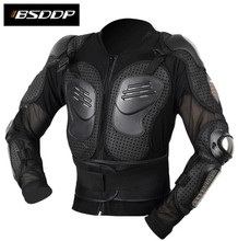 BSDDP Motorcycle Jacket Men Full Body Armor Motocross Racing Protective Gear Protection