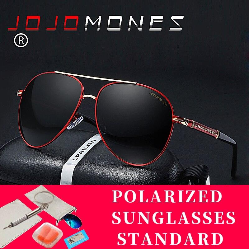 Bekleidung Zubehör Hilfreich Jojomones Männer Vintage Aluminium Polarisierte Sonnenbrille Klassische Marke Sonnenbrille Beschichtung Objektiv Driving Shades Für Männer/womeuv400