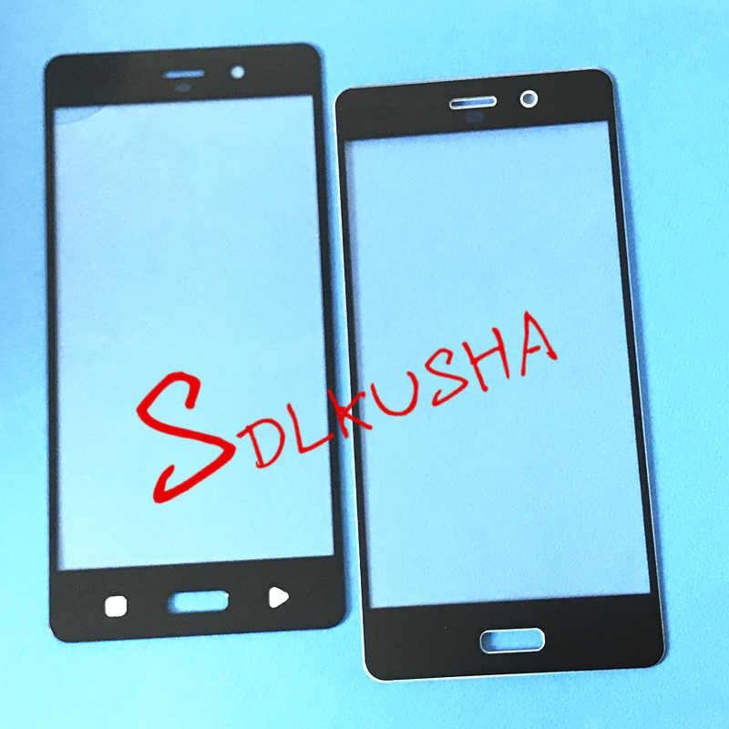 الجبهة الخارجي شاشة زجاج عدسة استبدال شاشة تعمل باللمس ل نوكيا 8 Nokia8