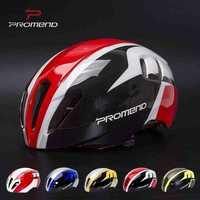 Promend Brand Mens Bike Cycling Helmet Accessories Bisiklet Men Mtb Ciclismo Bicycle Casque Vertigo Lazer Mixino