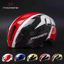 Promend Mens Cycling Integrally UltraLight Bisiklet Mtb Ciclismo Bicycle Helmet