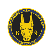 K9 Military Dog Cave Police Vinyl Stickers Decal Motorcycle Car Decoration Personality Accessories