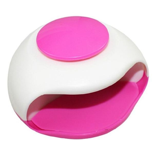 Mini secador de esmalte de uñas portátil para secador de - Arte de uñas - foto 1