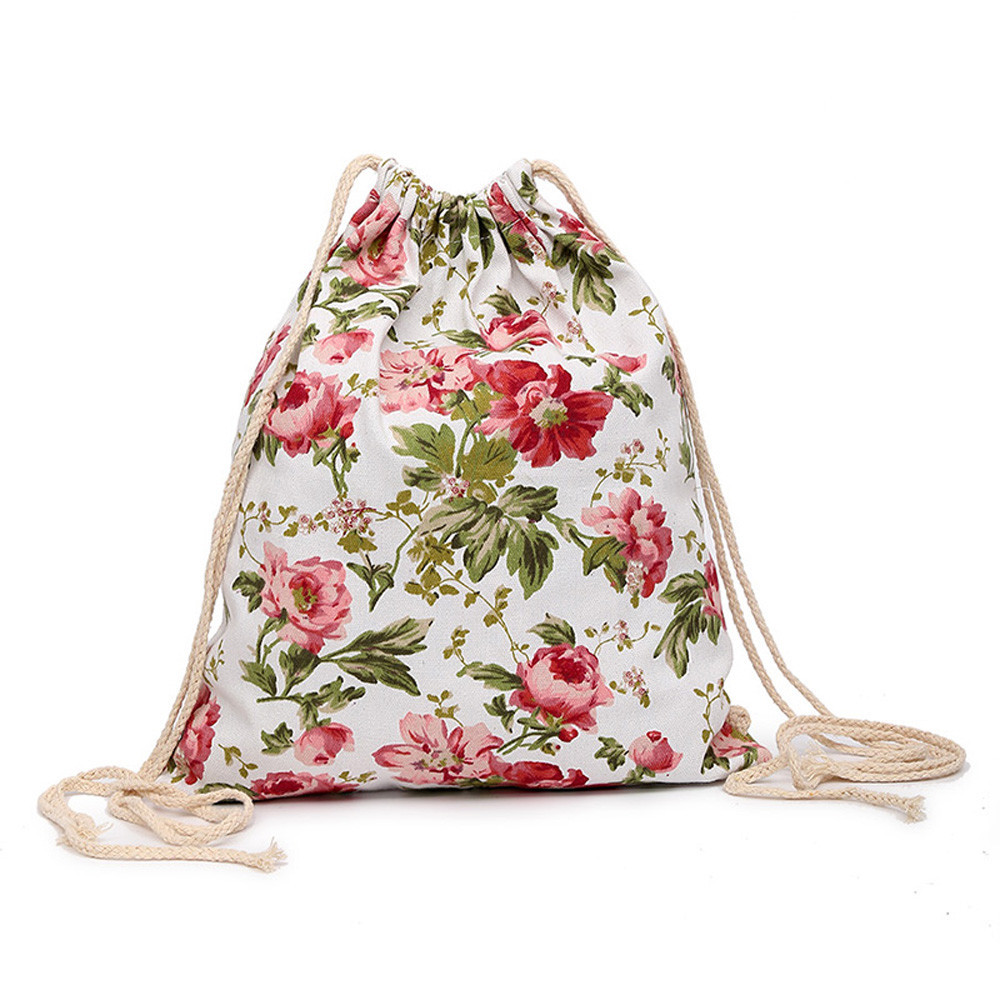 printed-flowers-drawstring-bag-girls-canvas-hang-sack-beach-ppackage-pouch-women-travel-shopping-storage-backpack-2018-fashion