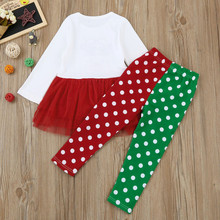 Christmas Pajamas Dress For Baby Girls