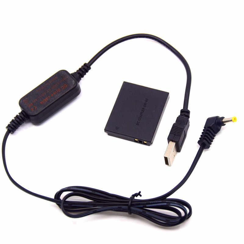 Durpower Mini USB Cable Sync Data cord for PLumix DMC-FX Series DMC-FX520GK,DMC-FX520GN,DMC-FX520GT,DMC-FX520K