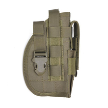 Tactical Gear Pistol Concealment Holster Nylon Glock 17 Gun Case For Universal Airsoft Hunting Waist Belt