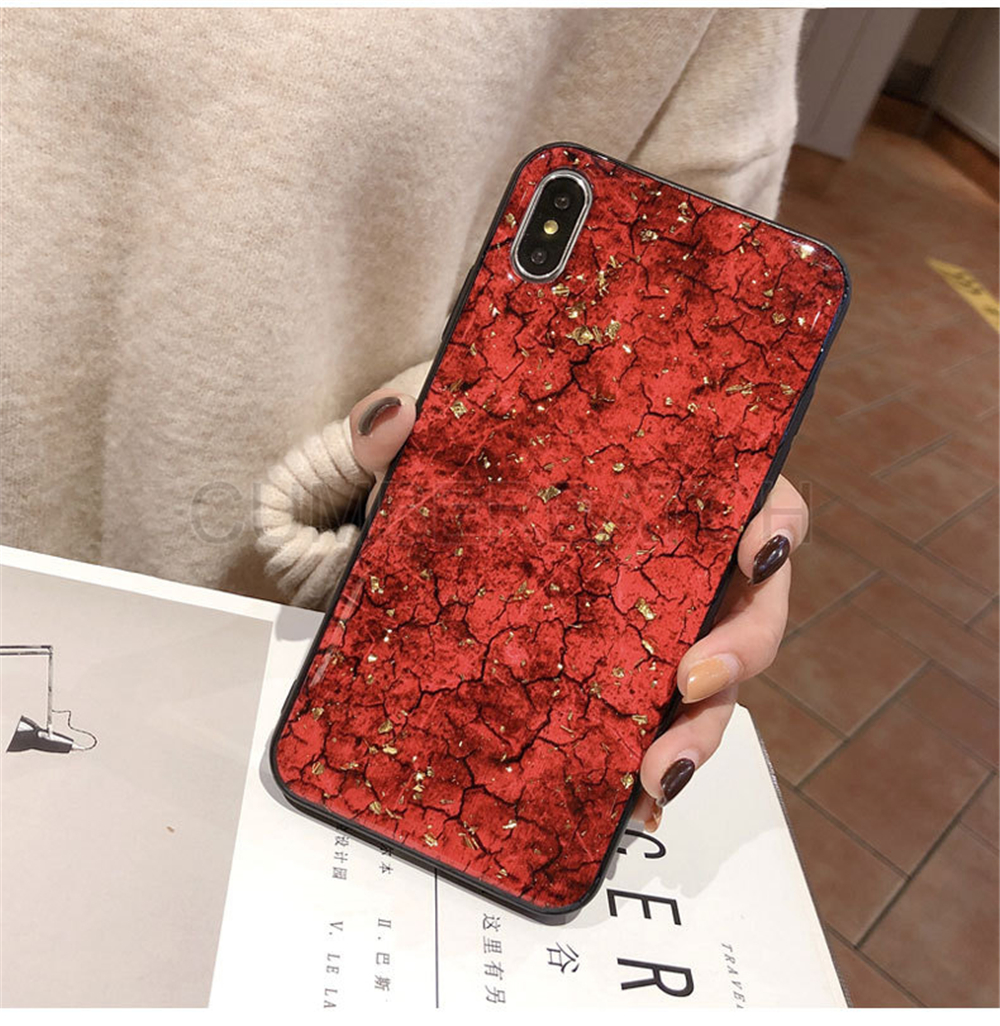 luxury diamond bee with wind case for huawei p20 pro nova 3i 2 2s Crack marble case funda for huawei mate 20 pro honor 10 v10  (10)