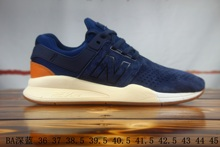 New Balance MS247GS/BA/BR/GP/LN Men's And Women's Badminton Shoe Sport Indoor Training Shoe Big Size 36-45