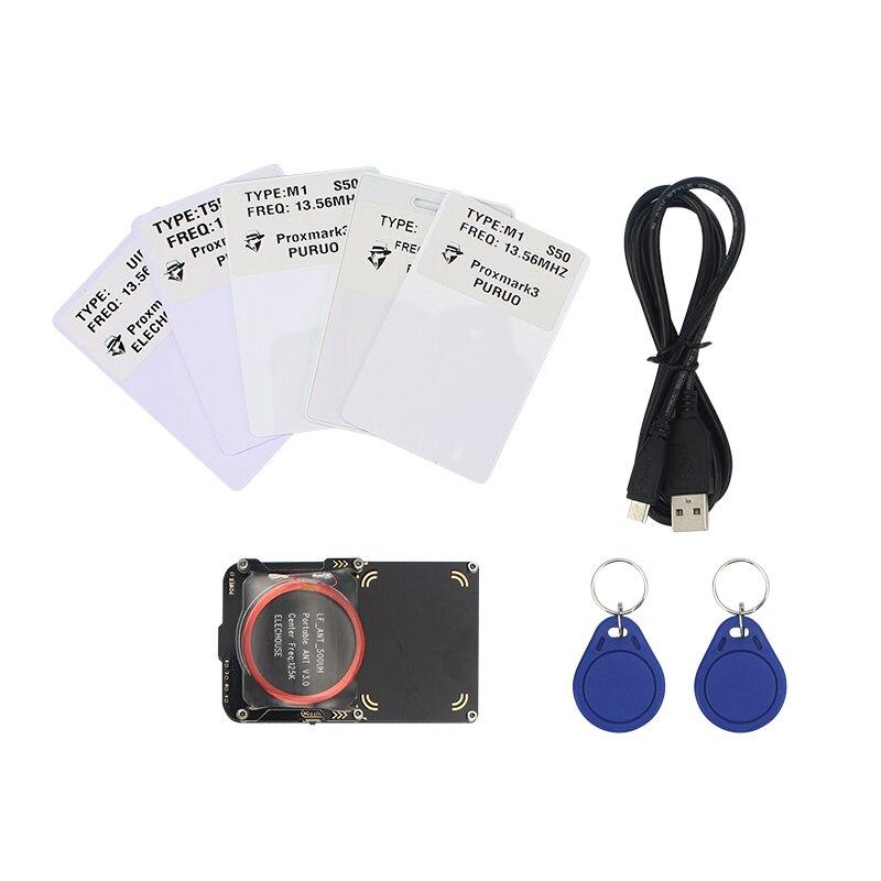 PM3 Proxmark3 Facile 3.0 Lecteur RFID DEV kits NFC Entièrement Crypté de Présence Contrôle D'accès IC ID Garde D'entrée Carte Clone fissure