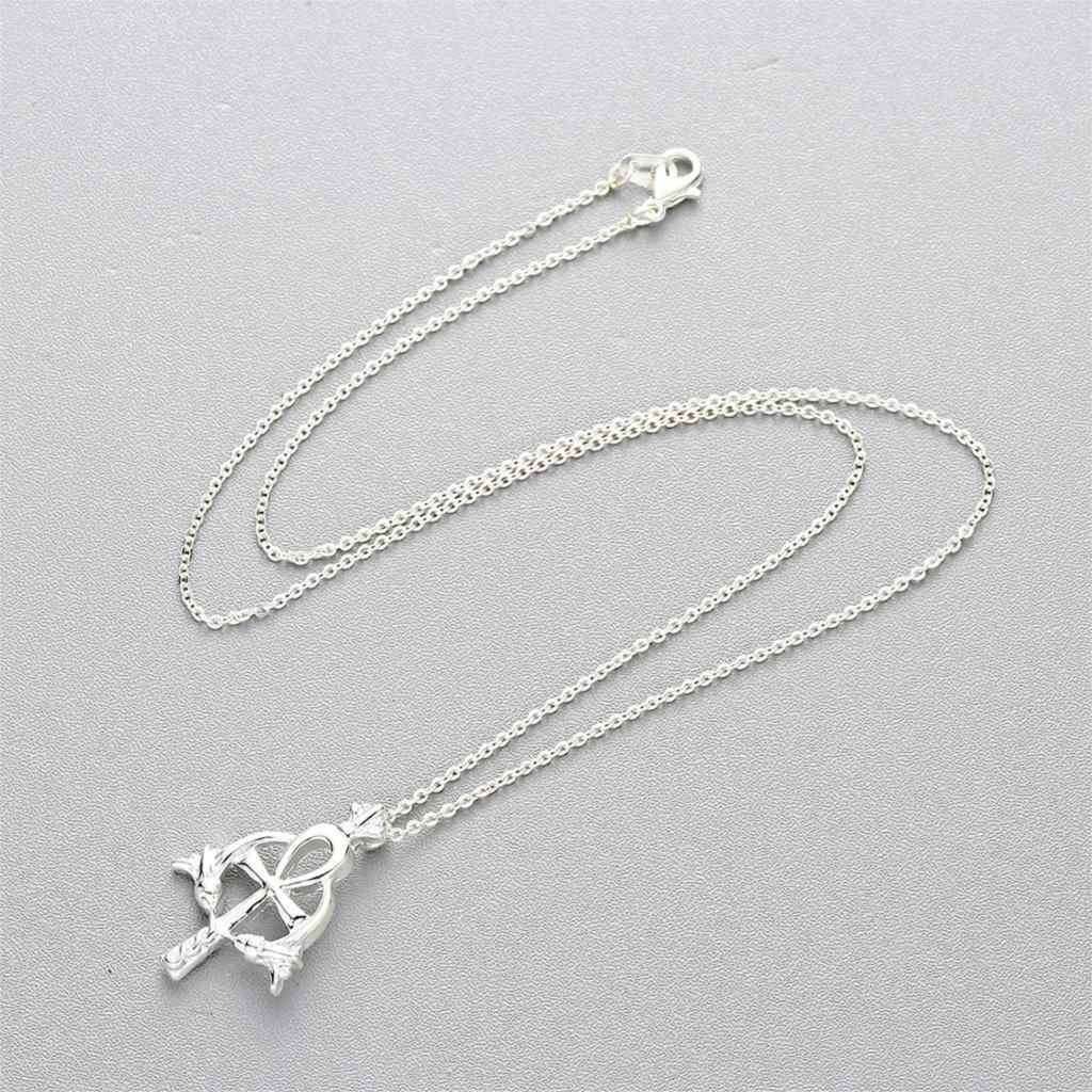 Cxwind модные крест АНХ подвески Цепочки и ожерелья s для Для мужчин Для женщин Египетские украшения богиня Древний Египет подвески крест ожерелье с амулетом