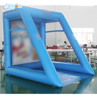 Goal Speed Cage Inflatable Football Dart Inflatable Soccer Target Game For Football Game