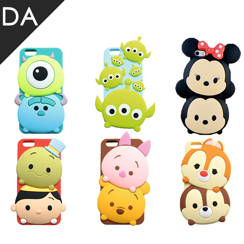 2 TSUM Case Apple iPhone 6 4.7 6Plus Silicon Gel Tsum 6s Plus 5.5 Back Cover - Diagon Alley. store