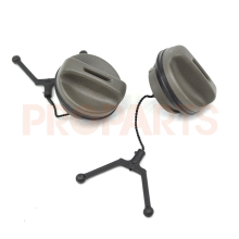 New Replacement Gas Fuel Cap and Oil Cap Fit HUSQVARNE 365 362 371 372 Chainsaw 537215202