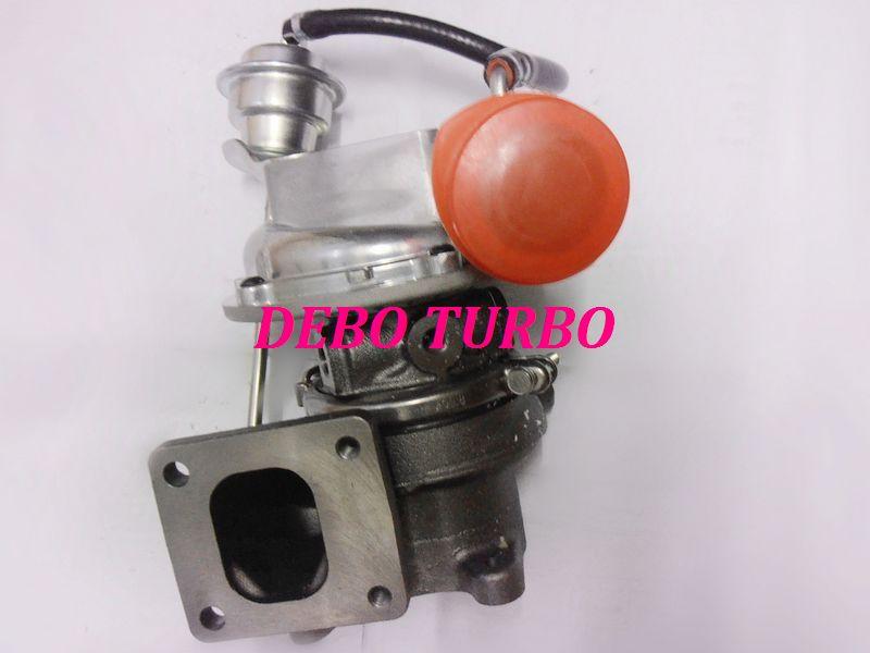 RHF5/KHF5-2B 28201-4X700 турбо Турбокомпрессор Для Hyundai Terracan, J3 2,9 CRDi 163HP 03-06