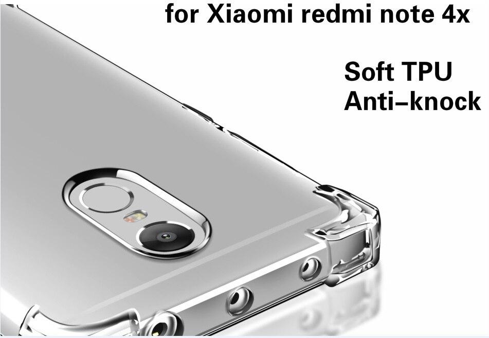 TPU Case for Xiaomi Redmi Note 4X