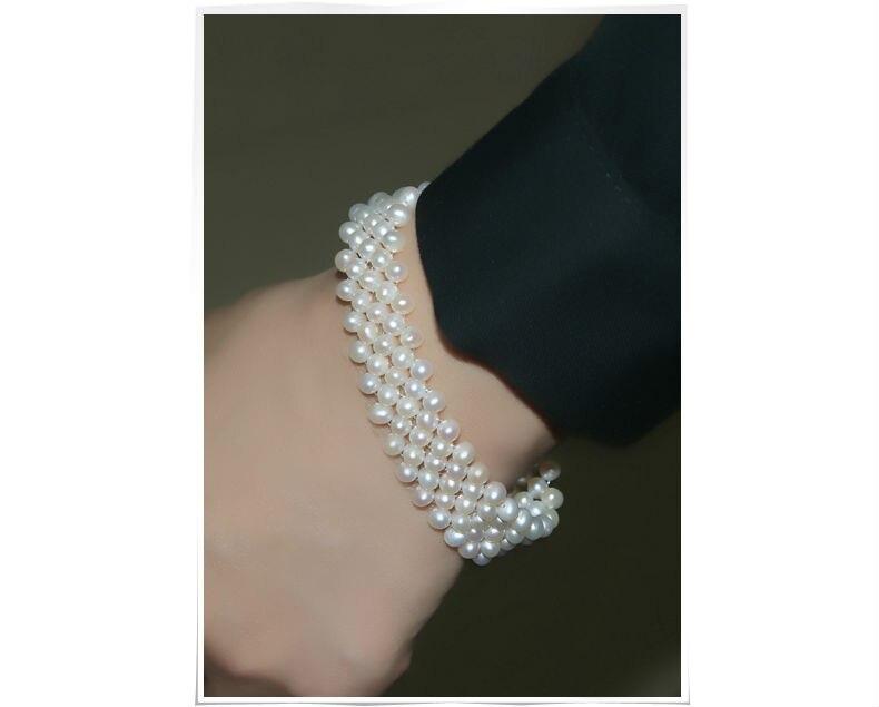 freshwater pearl bracelets jewelry 66