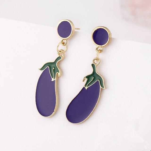 Modeschmuck lila