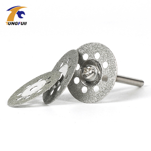 60pc diamond cutting discs sanding grinding wheel circular saw blade woodworking metal dremel mini drill rotary tool accessories