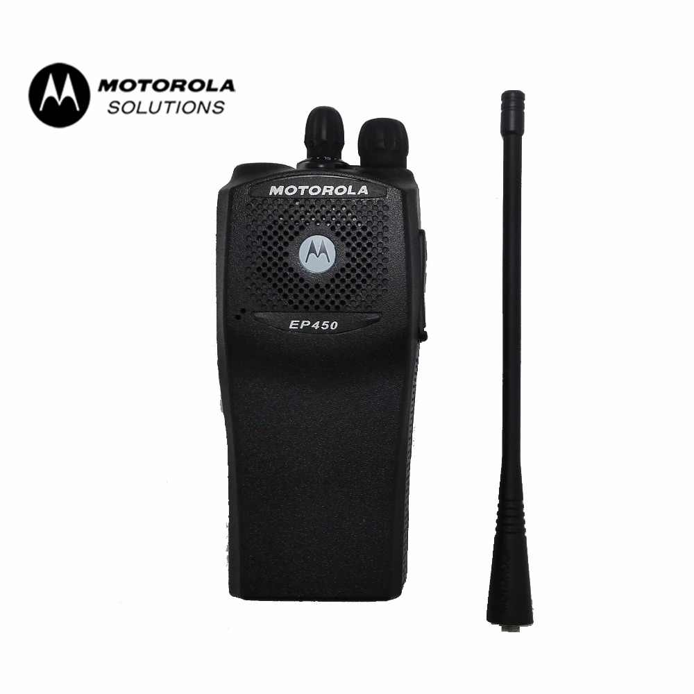 Detail Feedback Questions about Motorola EP450/CP140