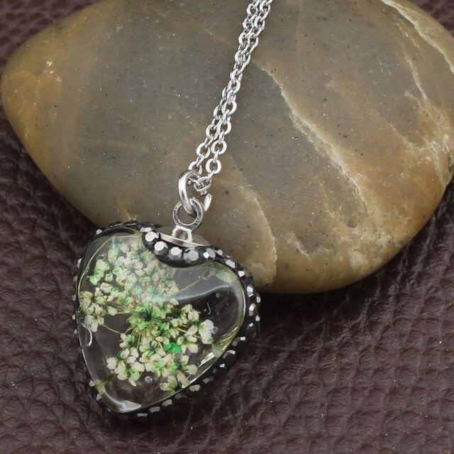 حار بيع جديد الأزياء والمجوهرات المجوهرات القلب قلادة قلادة للنساء والبنات SFX0026