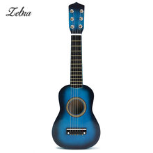 """21"""" 6 String Kids Acoustic Guitar Practice Music Instruments Children HOT Musical Toys Educational Games Music Guitar Gifts"""