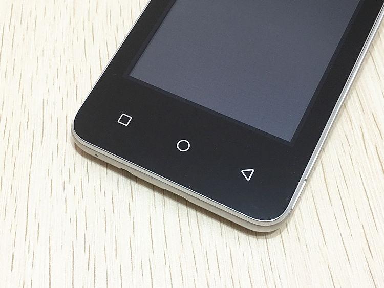 H-mobile Bitcoin HD 容量性タッチスクリーンロシア携帯電話 9