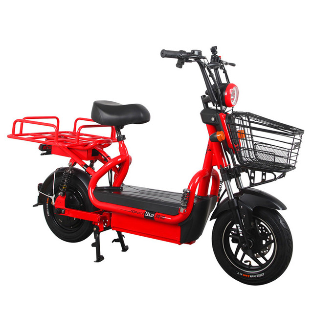 Hcgwork Yadea Zheng Chi Electric Motorcycle Motorbike Scooter Ebike Bicycle 60v20ah Long Battery Life