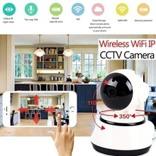 IP Camera Wireless Wifi Network Camara Night Vision IR Cut Home Security Camara Wi-Fi Baby Monitor Protective Home CM.Q6