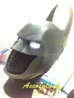 Halloween Solid 3D Batman Mask Helemt ARKHAM KNIGHT BAT HELMET MASK Made By Elasicity Rubber Material