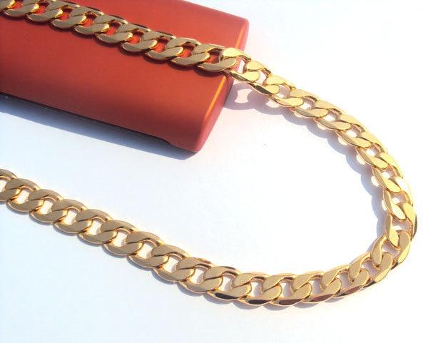 Κλασικό ανδρικό της ΙΤΑΛΙΑΣ Curb - Κοσμήματα μόδας - Φωτογραφία 2