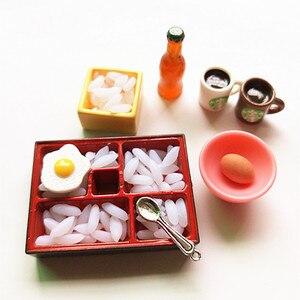 Image 3 - Tanduzi 50PCS เงินตุ๊กตาช้อนโลหะช้อนมินิโลหะผสมหัตถกรรม DIY Miniature ช้อนอาหารปลอมเครื่องประดับ Charm ลูกปัดหา