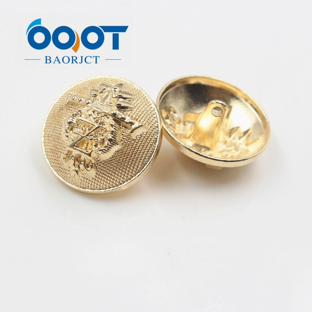 Sport Coat Have An Inquiring Mind 179163,10pcs/lots Metal Blazer Button Set Aesthetic Appearance Eagle Badge Suits Uniform Jacket gold For Blazer