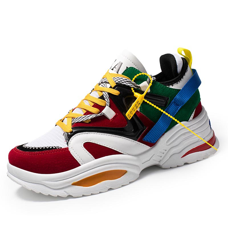 site réputé baebd 7b74c Sneakers Men 2019 Mens Shoes Casual Sneaker Fashion Trainers Tenis  Masculino Adulto Chaussure Homme Zapatillas Hombre Deportiva