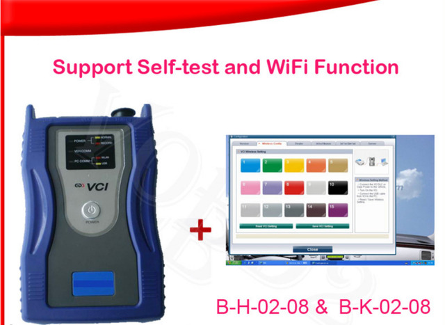 US $720 0 |Asia Pacific Version korea car Software for GDS VCI diagnostic  tool for ki a hyund ai B H 02 10 B K 02 10 with Wifi & selftest-in Code