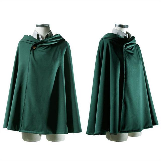 Attack On Titan Costume Cloak (2 colors)