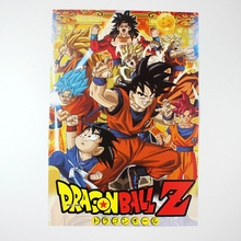 Dragon Ball Posters (8) – *Halloween Special*