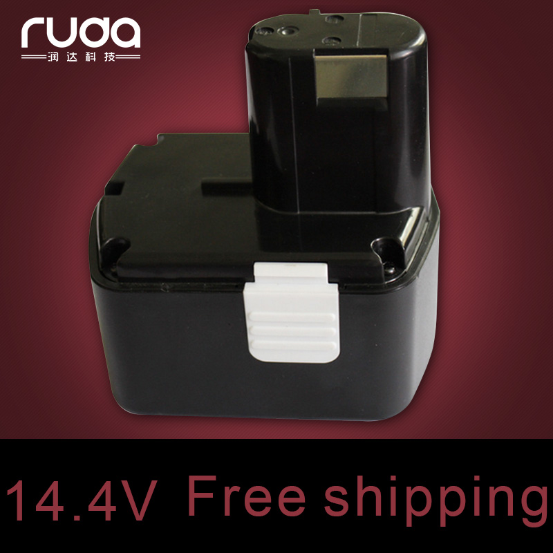 for Hitachi Hit 14.4VA 1300mAh power tool battery Ni cd,EB1412S,EB1414,EB1424,EB1426H,EB1430H,EB14B,EB 1420RS,EB 1430R,315128