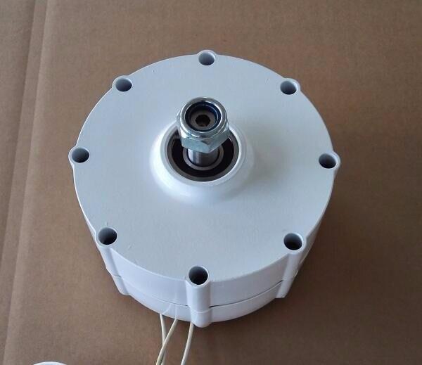 184a6ec3473 Baixo torque do motor 500 w 12 v gerador de imã permanente em ...
