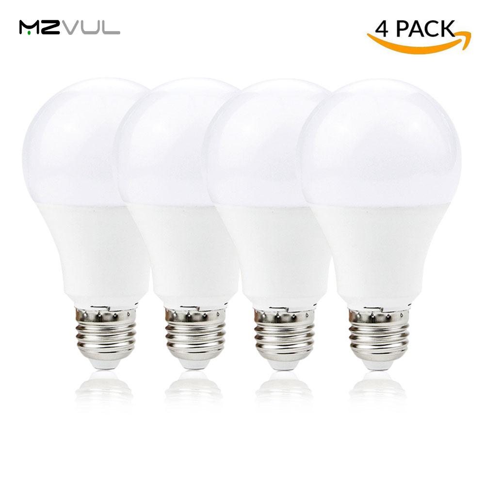 4pcs/lot E27 LED Bulbs,LED Lamp 5W 7W 9W 12W No Flickering AC220V Bright & Long Lasting Light LED Bombillas Home Lighting