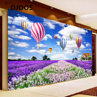 Scenic Pictures Of 5d Diamond Embroidery Icon Mosaic Landscapes Garden Kit Cross Stich Round Lavender Embroidery