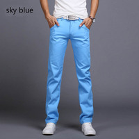 CHOLYL 2018 Big Sale Spring Summer Jeans Thin Free Shipping 2017 Men S Fashion Jeans Menpants