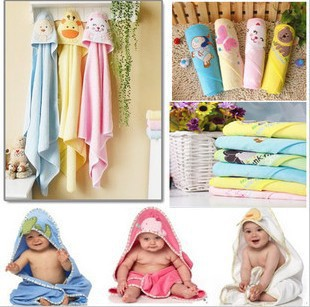 New yarn bagged towel baby was / baby blanket  new born blanket  bath baby towel free shipping  2pcs/lot